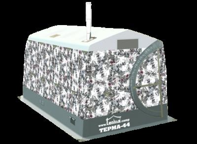 Мобильная баня / универсальная всесезонная палатка ТЕРМА-44 (Терма)