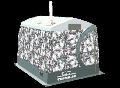 Мобильная баня / универсальная всесезонная палатка ТЕРМА-32 (Терма)