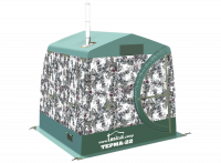 Мобильная баня / универсальная всесезонная палатка ТЕРМА-22 (Терма)