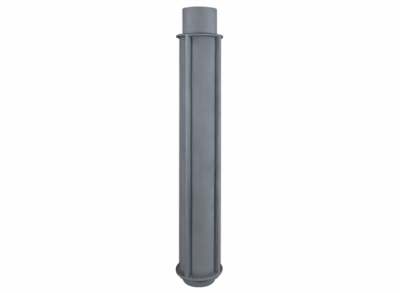 Труба стартовая чугунная 115 L1000 (Gefest)