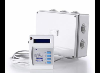 Пульт управления к паротермальным печам для бани и ЭГПП (Инжкомцентр ВВД) 4 - 6 кВт