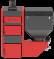 Котел Metal-Fach SMART Auto BIO 30 кВт с левой подачей в комплекте с интернет-модулем