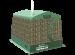 Мобильная баня / универсальная всесезонная палатка ТЕРМА-33 (Терма)