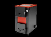 Комбинированный котел КУППЕР ОВК-18 с чугунной плитой (Теплодар) 18 кВт