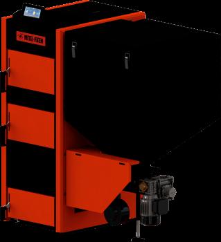 Котел Metal-Fach SEG BIO 75 кВт с левой подачей