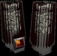 Печь для бани Grill'D Cometa 180 Vega short black (10-24 куб.м.)