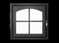 Дверь каминная ДК555-1К (Мета)