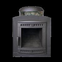 Печь для бани Атмосфера в камне жадеит (12-22 куб.м.)