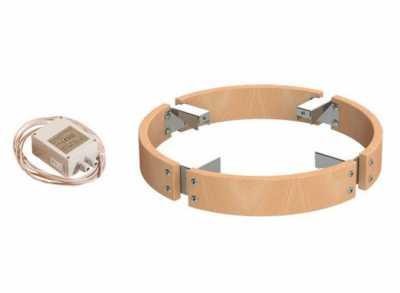 Защитное ограждение для электрокаменки со светодиодной подсветкой Cilindro PC110 (Harvia)