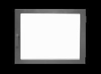 Дверь каминная ДК690-1С (Мета)
