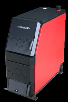 Твердотопливный котел ROMMER 31 кВт