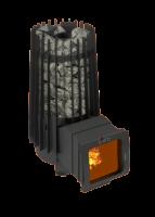 Печь для бани Grill'D Cometa 180 Vega window long Max Pro (10-24 куб.м.)
