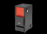 Комбинированный котел КУППЕР ОВК-10 с чугунной плитой (Теплодар) 10 кВт