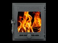 Дверь топочная герметичная ДТГ-8С КИЖИ 290x325 RLK 6110 (Рубцовск-Литком)