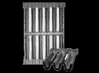 Решётка колосниковая РД-9 300x200 (Рубцовск-Литком)