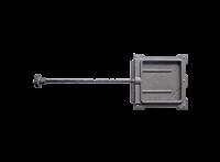 Задвижка печная 3В-1А 130х130 (Рубцовск-Литком)