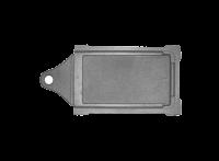 Задвижка печная 3В-3У 130х240 (Рубцовск-Литком)