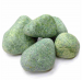 Камень для бани Жадеит шлифованный, 10 кг, мелкий, коробка, ЗЖ