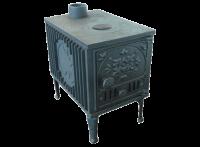 Чугунная отопительно-варочная печь ПЧ-2 (Балезино) до 50 м3