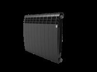 Радиатор алюминиевый Royal Thermo Biliner Alum 500 Noir Sable - 10 секц.