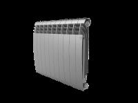 Радиатор алюминиевый Royal Thermo Biliner Alum 500 Silver Satin - 10 секц.