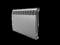 Радиатор алюминиевый Royal Thermo Biliner Alum 500 Silver Satin - 12 секц.