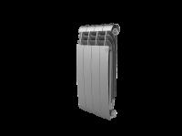 Радиатор алюминиевый Royal Thermo Biliner Alum 500 Silver Satin - 4 секц.