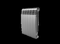 Радиатор алюминиевый Royal Thermo Biliner Alum 500 Silver Satin - 6 секц.