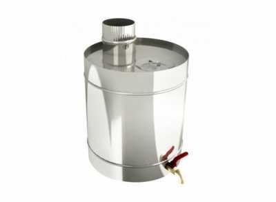"""Бак БН-13 для горячей воды для печей """"Медиана"""" и """"Сапфира"""", 13 л (Терма)"""