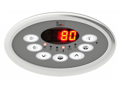 Пульт для парогенератора SAWO STP-INFACE кнопочный (SAWO)