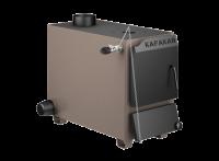 Твердотопливный котел КАРАКАН 12 ТПЭ 3, max давление до 3 атм (СТЭН) 12 кВт