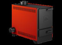 Твердотопливный котел СТЭН mini 11, терракот (СТЭН) 11 кВт