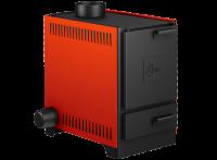 Твердотопливный котел СТЭН mini 7, терракот (СТЭН) 7 кВт