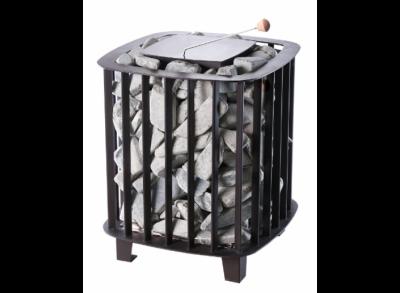 Электрокаменка ПРЕМЬЕРА РУСА с закрытой каменкой (Инжкомцентр ВВД) до 15 м3