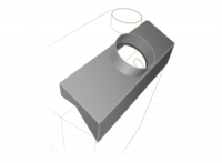 Теплосъемник для ТОП-300 (Теплодар)